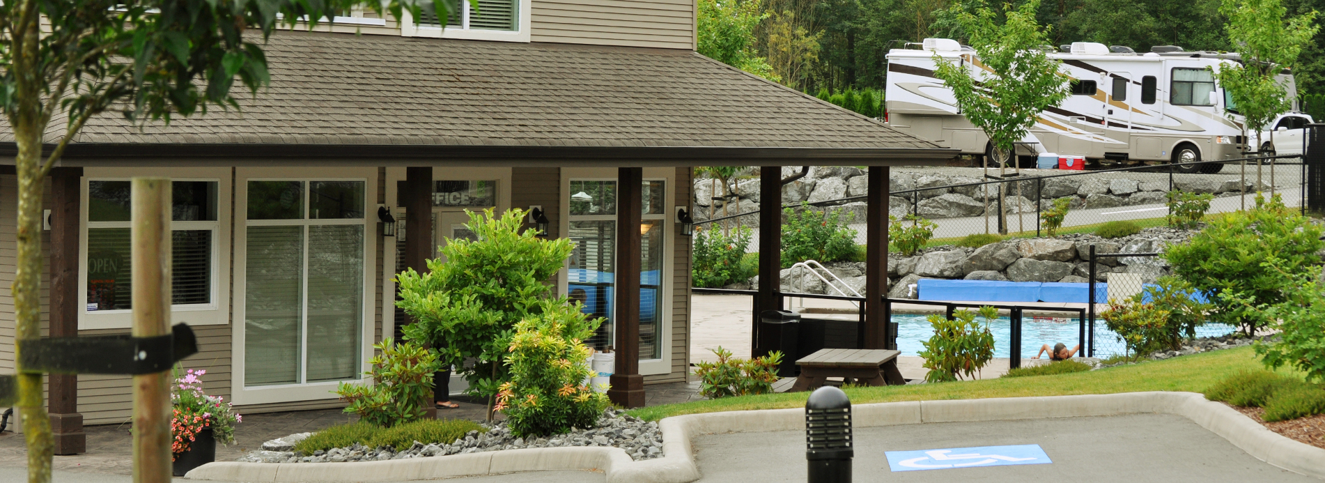 <font color='white'>Welcome to one of BC's best RV Parks!</font>